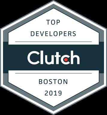Outright Development Receives Clutch's Top Boston Developer Award